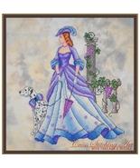 Southern Promenade cross stitch chart Cross Stitching Art - $13.50