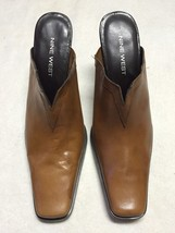 Women's Nine West Dress Shoes, New With Stickers, Slip-one - $34.99