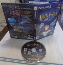 Harry Potter and the Sorcerer's Stone game disc w/case PS2 Playstation 2 - $32.95