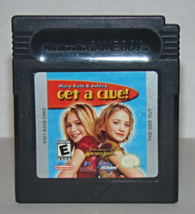 Nintendo GAME BOY - mary-kate and ashley GET A CLUE! (Game Only) image 4