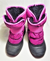 Kamik Toddler Pink Snow Boots  Sz. 7 - $13.00