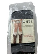Bootights Darbys Boot Socks Sleek Knee Hi Cushioned Socks All In One Gra... - $9.48