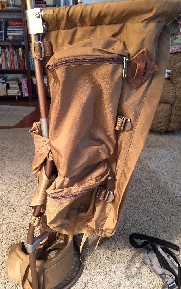 Vintage Jansport External Frame Backpack and 50 similar items