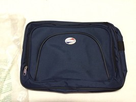 NWOT American Tourister Travel Overnight/Carry-on/Duffle Luggage Bag, Blue - $29.99