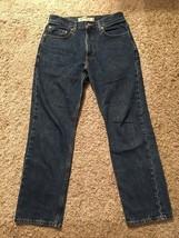 Mens 505  Levi Blue Jeans Regular Fit, Size 32x30 - $29.99