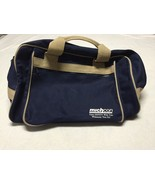 MichCon Travel Overnight Carry-on Duffle Luggage Canvas Bag, Blue - $25.00