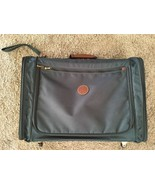 Samsonite Ultralite Green Suitcase/Luggage On Wheels W/ Strap - $49.99