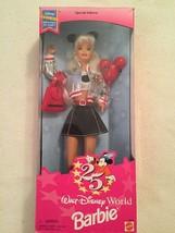 Barbie Walt Disney World 25th Anniversary, NIB - $30.00