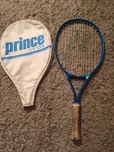 """Vintage Prince J/R Tour 90 Racquet W/cover, Size 4"""" - $24.99"""