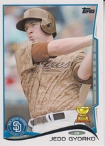 Jedd Gyorko 2014 Topps Series 2 Card #449 - $0.99