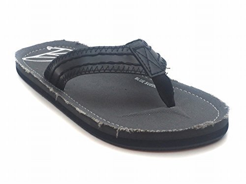 Blue Men`s M Fouler Flip Flop Sandals