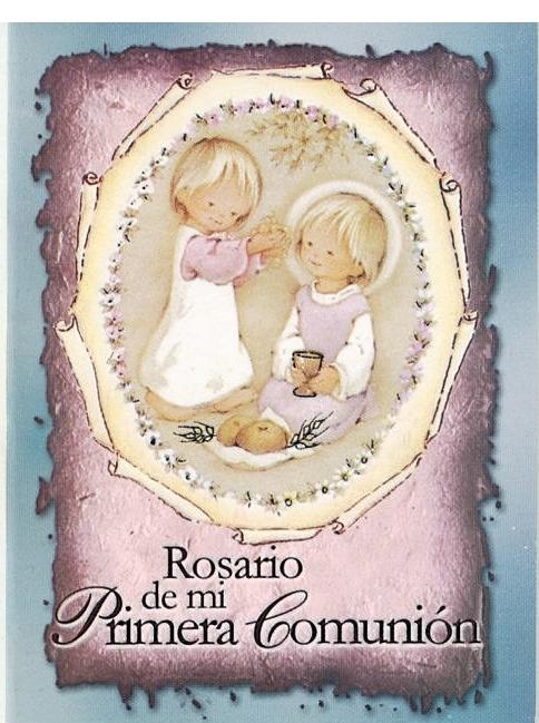 Rosario de mi primera comunion s249 001