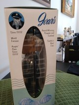 "Ivar's Ivar Haglund  Bobbler Bobblehead Seattle Seafood Restaurant ""Keep Clam"" image 6"