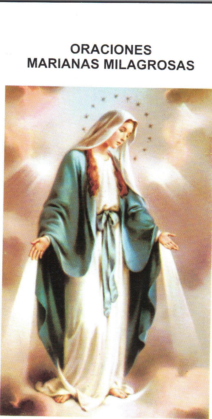Oraciones marianas milagrosas s104