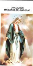 Oraciones Marianas Milagrosas - $2.99