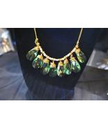 Fern Glass Necklace - $52.00
