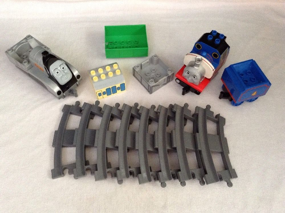 Replacement Train Parts : Lego duplo thomas friends train spencer replacement