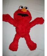 "Stretch and Fun 11""  Elmo Plush - Item# K9892-Fisher Price - Used/Like New - $13.99"