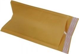 (SAMPLE) - 1 #00 ShippingMailers Kraft 5x10 Bubble Mailers - $4.94