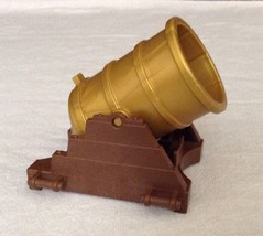 REPLACEMENT Playmobil Add-On 7743 Berta Working Cannon PIECE PART - $10.64
