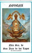 Novena - Ntra. Sra de San Juan de los Lagos - LS47 image 1