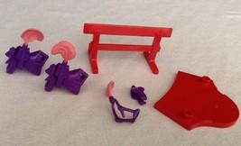 REPLACEMENT Playmobil #4234 HORSE Circus Act LOT Pieces Parts - $10.64