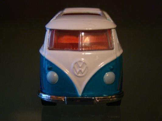 Matchbox - Highway Heroes #12 VW TRANSPORTER