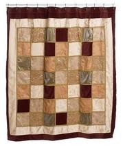 Croscill Renaissance Velvet Patchwork Pieced Fa... - $49.97