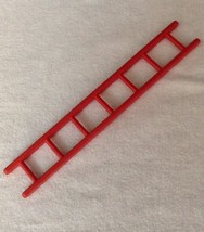 REPLACEMENT Playmobil Roman Battle Tower 4275 Red LADDER Spare Part - $9.75