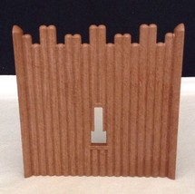 REPLACEMENT Playmobil 7936 Small Fort Western FORT EAGLE Lg Wall Spare P... - $9.75