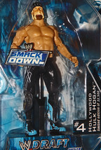 2002 WWE Draft, Hollywood Hulk Hogan, Limited E... - $20.00