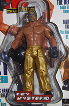 2003 WWE Raw Uncovered, Rey Mysterio (Gold Mask... - $20.00