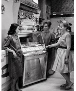 Seeburg L100 Jukebox Vintage 1957  8x10 Reprint... - $20.20