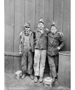 Smokin Coal Mine Boys 1905 Vintage 8x10 Reprint... - $20.20