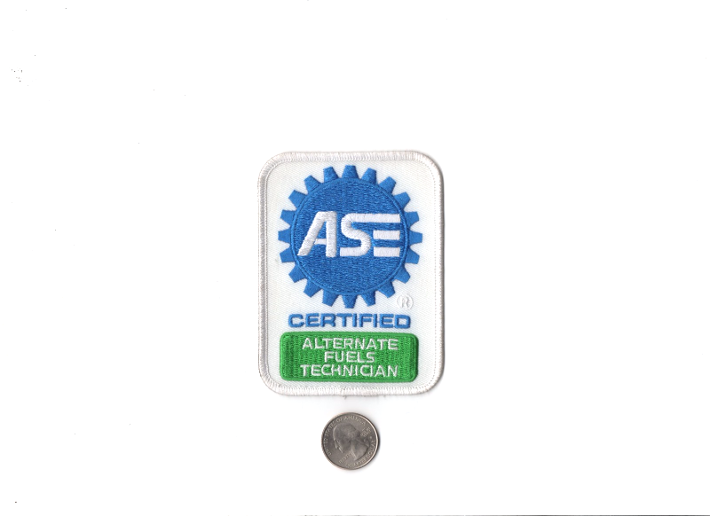 ase patch certified patches technician fuels mechanic alternate rod garage seller
