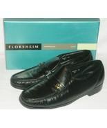 Florsheim Riva Comfortech Men's Slipon Black Ki... - $75.00