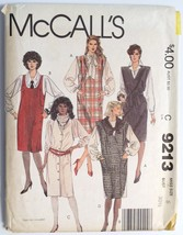 McCall 9213, Misses' Dress, Size 6 - $4.95