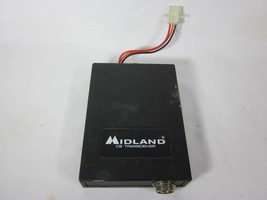 Midland Model 77-225 CB Radio Transceiver 1986 Kawasaki ZN1300 - $15.83