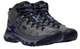 Keen Targhee III Mid Top Sz 9.5 M (D) EU 42.5 Men's WP Hiking Boots Grey 1017788
