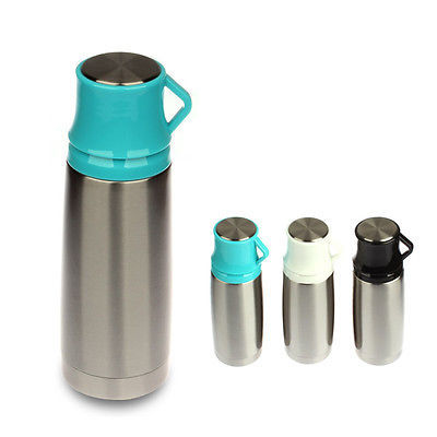 Hot Cold mug water bottle