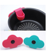 Dish cookware handle silicon holder Multi purpose cookware holder - $8.36