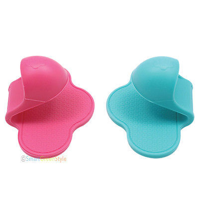 Dish cookware handle silicon holder Multi purpose cookware holder