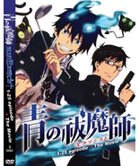 DVD -BLUE EXORCIST (CHAPTER 1-25 END + THE MOVIE) ENGLISH VERSION & SUBT... - $29.99