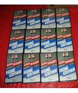 Action Strategies For Personal Achievement - Brian Tracy - 24 Cassette +... - $89.88