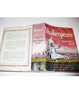 Rockwell Kent Shakespeare, Illustrated by Rockwell Kent, 1936 Cambridge ... - $69.00