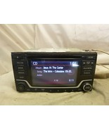 17 18 Nissan Sentra Radio Cd Player 28185-4AF6A ZIM59 - $107.42