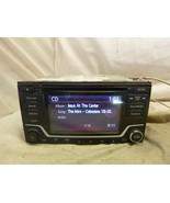 17 18 Nissan Sentra Radio Cd Player 28185-4AF6A ZIM59 - $107.42