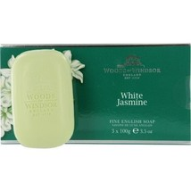 Lot of 3 * Woods of Windsor WHITE JASMINE 3.5 o... - $34.64
