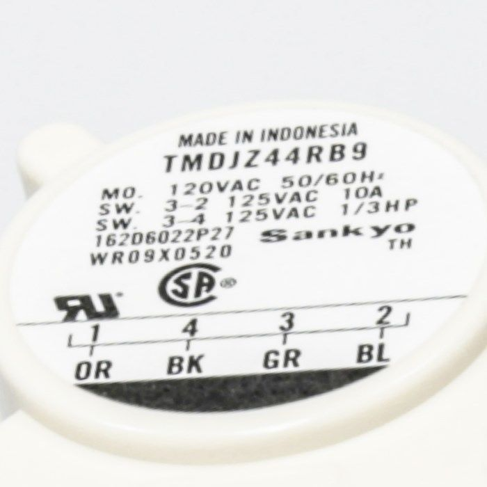 Primary image for WR9X520 GE Refrigerator defrost timer