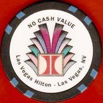 $100 NCV Casino Chip, Hilton, Las Vegas, NV. 1996. HV2. - $32.50